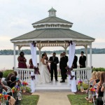 Mr. and Mrs. Tony and Alecia Kihl's Wedding Ceremony