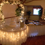 Cake and Cookie Table