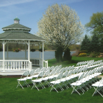 Lakeside Gazebo Wedding